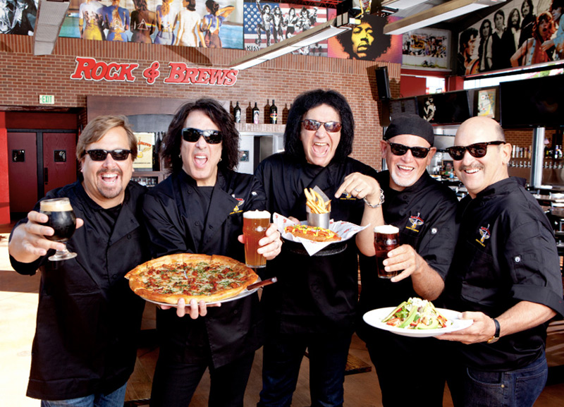 KIKEZZ, Kosher Than Hell: They are all about pizza, wacky coffins and supporting Israel unconditionally.