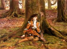 The Prodigious Paintings of John Everett Millais