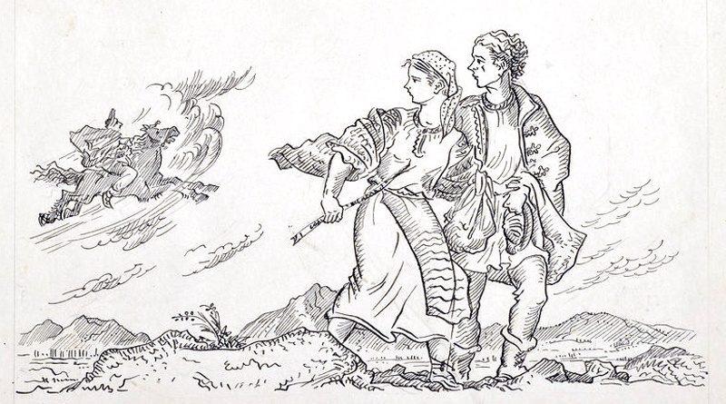Radúz and L'udmila