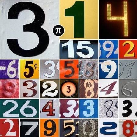 Happy Pi Day (to the 36th digit)!