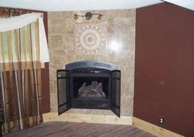 Job Photos: Gas Burning Fireplaces