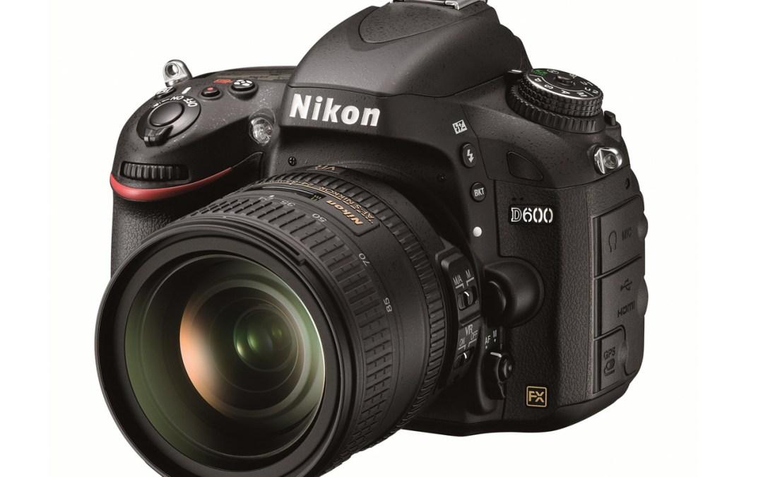 Nikon announces the Nikon D600 Digital SLR