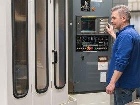CNC frezen – René vd Wiel Fijnmetaal