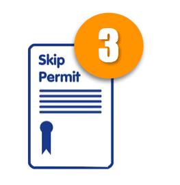 skip hire dublin permit