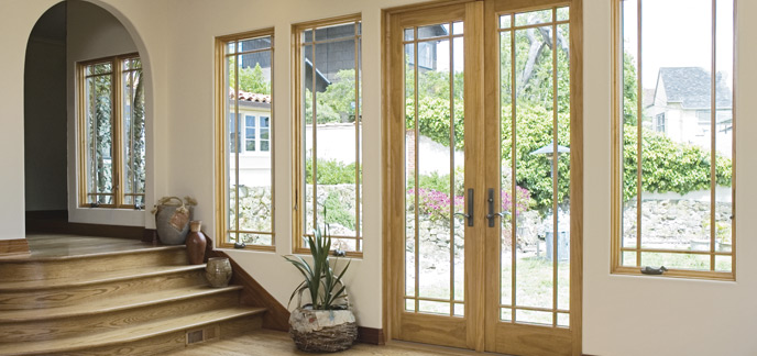 Hinged French Patio Doors  Renewal by Andersen