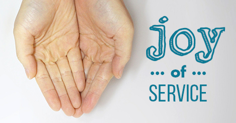 The Joy Of Serving Renewal Ministries