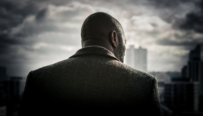 Luther season 5 series 4 not last?