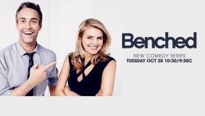 Benched Cancelled Or Renewed For Season 2?