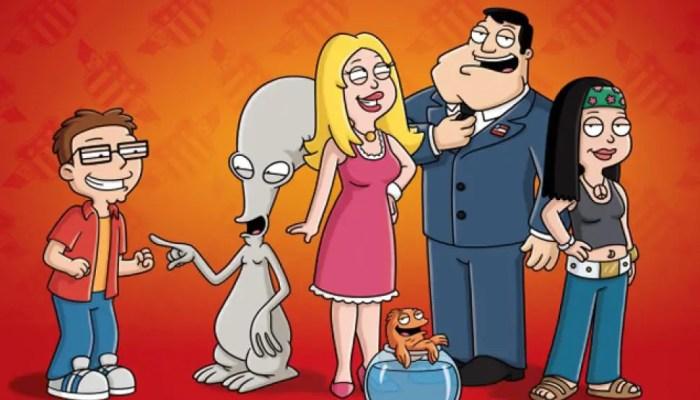 American Dad Renewed For Season 13 By TBS!