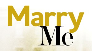 marry me renewed?