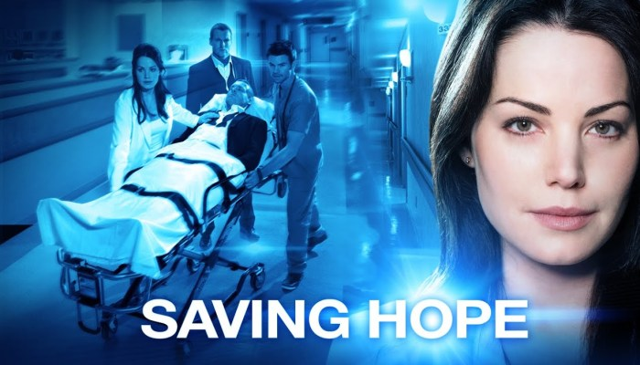 Saving Hope Renewed For Season 4 By CTV!