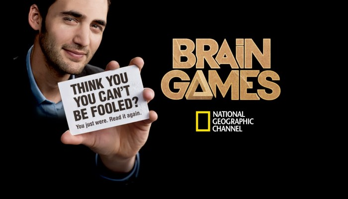 Brain Games Cancelled Or Renewed For Season 6?