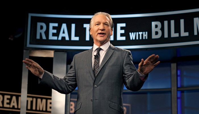 Real-Time-With-Bill-Maher Renewed Through 2022