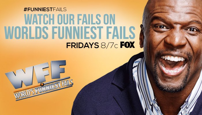 World's Funniest Fails cancelled or renewed