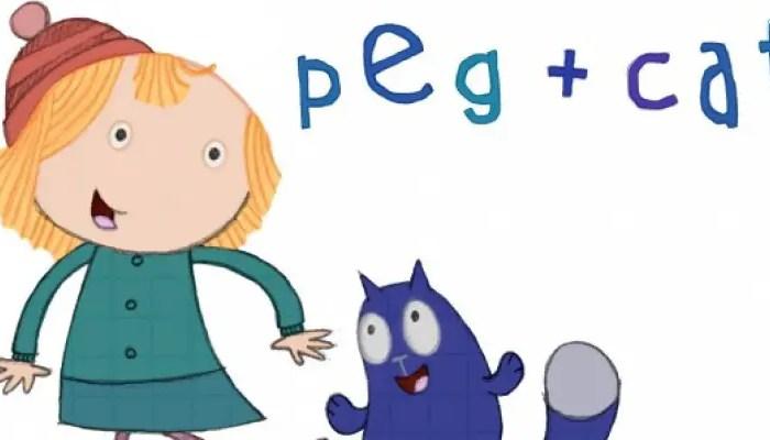 Peg + Cat Renewed