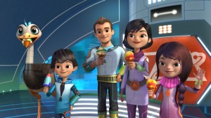 Miles From Tomorrowland Renewed