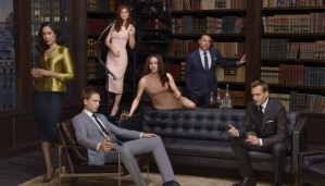 suits remake