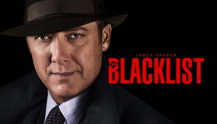 nbc the blacklist
