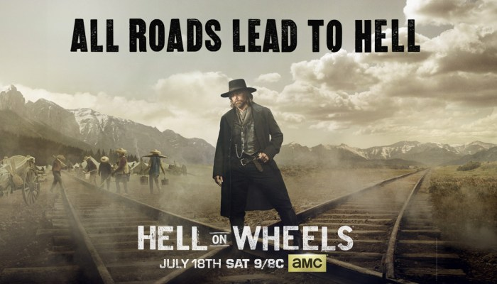 Is There Hell On Wheels Season 6? Cancelled Or Renewed?