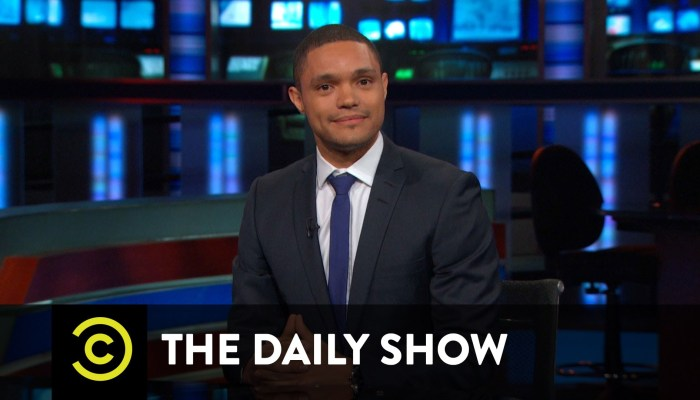 The Daily Show with Trevor Noah Season 2? Cancelled Or Renewed?