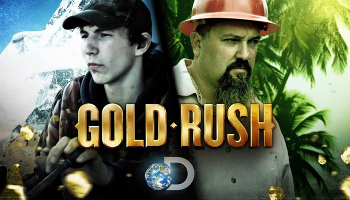 Gold Rush renewed cancelled