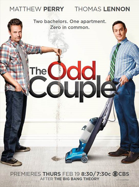 the odd couple cbs