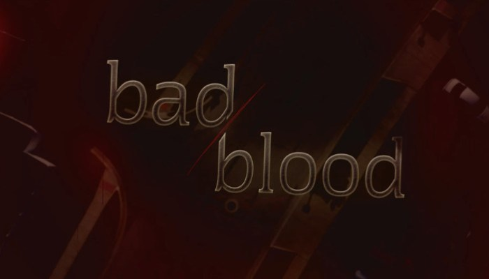 Bad Blood Cancelled Or Renewed For Season 2?