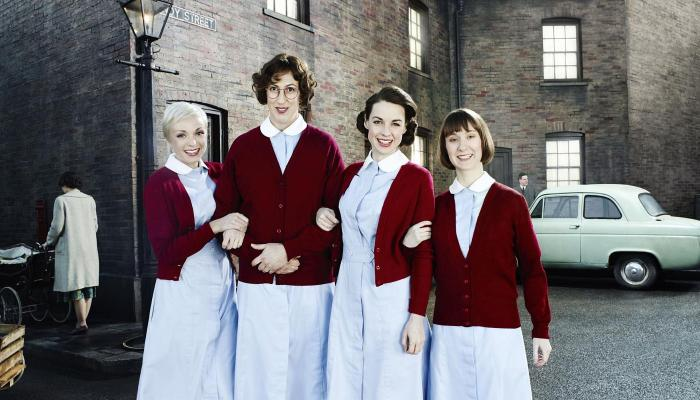 call the midwife cancelled or renewed series 6