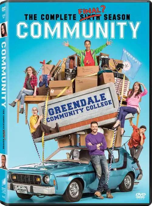 community final season dvd