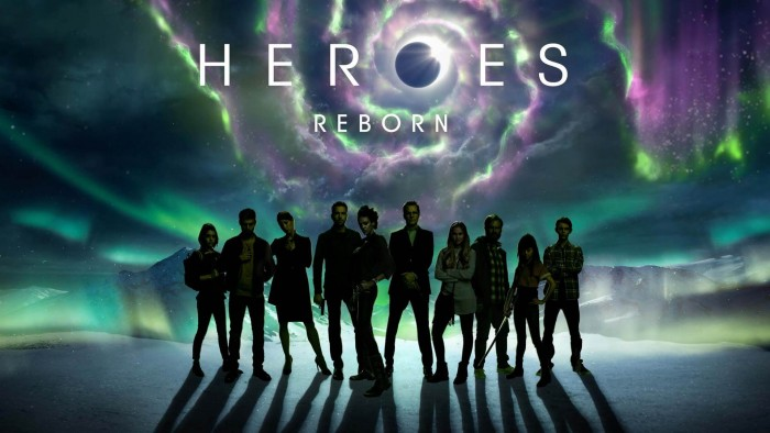 heroes reborn cancelled or renewed