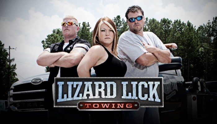 Lizard Lick Towing Renewed For Season 8 By truTV!