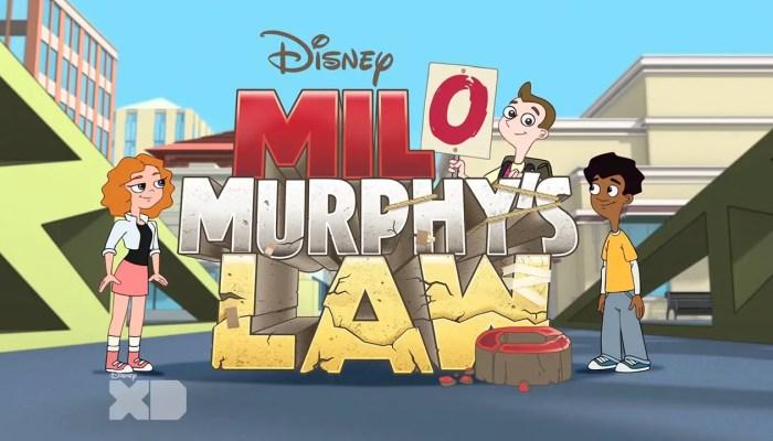 milo murphy's law renewed for season 2
