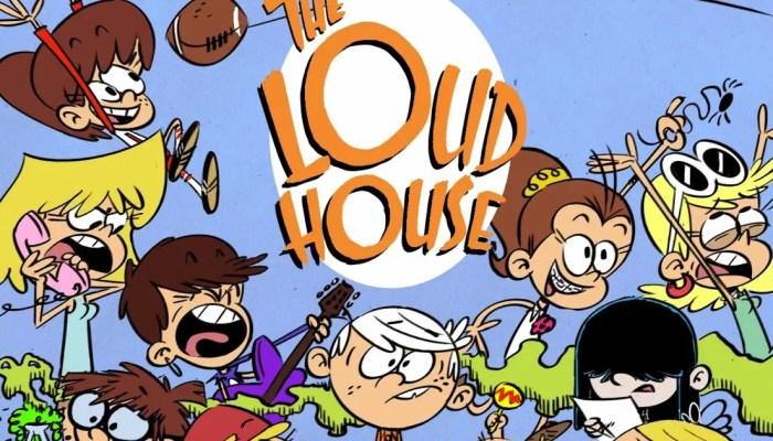 The Loud House Renewed For Season 5