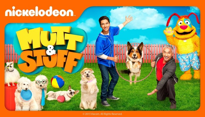 mutt & stuff cancelled or renewed