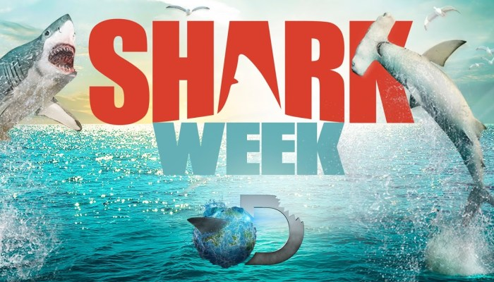 shark week renewed