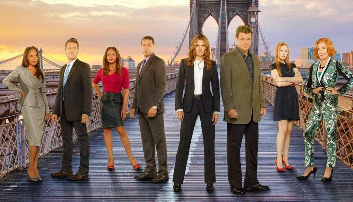 castle cancelled or renewed season 9