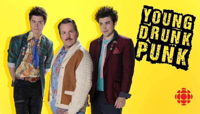 young drunk punk cancelled no season 2