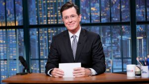 Late Show With Stephen Colbert cancelled or renewed