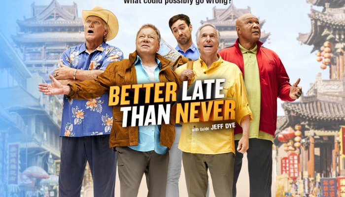 better late than never cancelled or renewed for season 2?