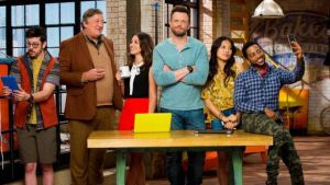 the great indoors tv show cancelled or renewed