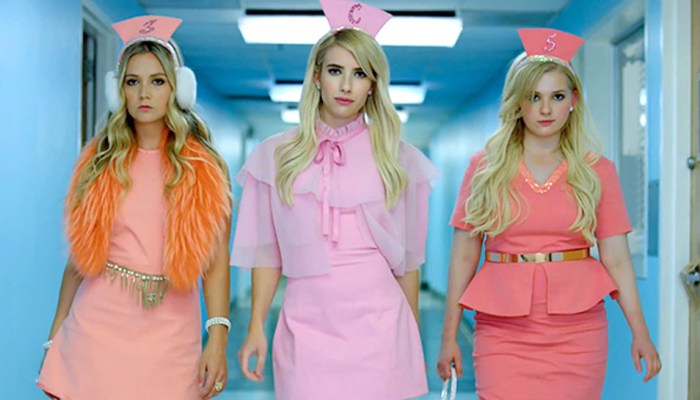scream queens season 3