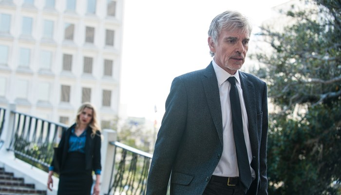 goliath tv show season 2 cancelled renewed
