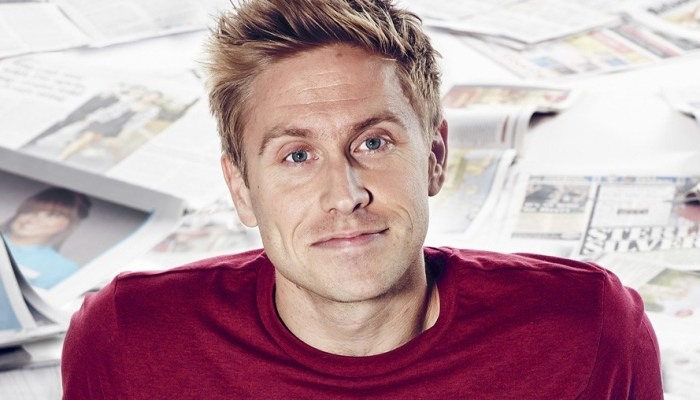 Russell Howard's Good News Cancelled