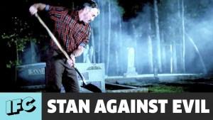 stan against evil cancelled season 2