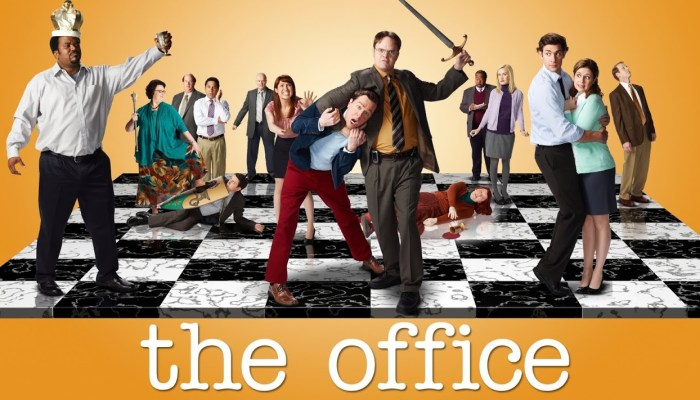 The office returns in 2021