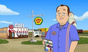 Corner Gas Animated Revival