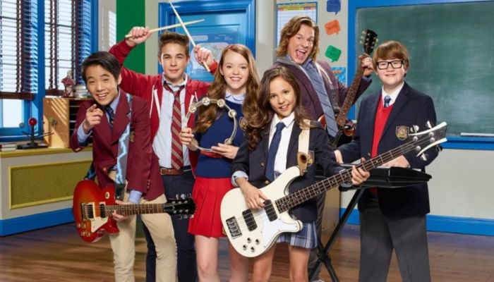 School Of Rock Renewed For Season 3 By Nickelodeon!