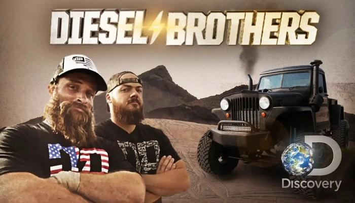 Diesel Brothers Season 3? Cancelled Or Renewed Status