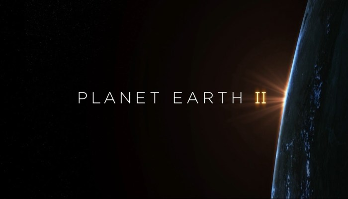Planet Earth II Status