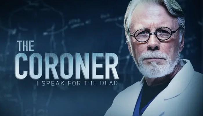 The Coroner I Speak for the Dead Season 2